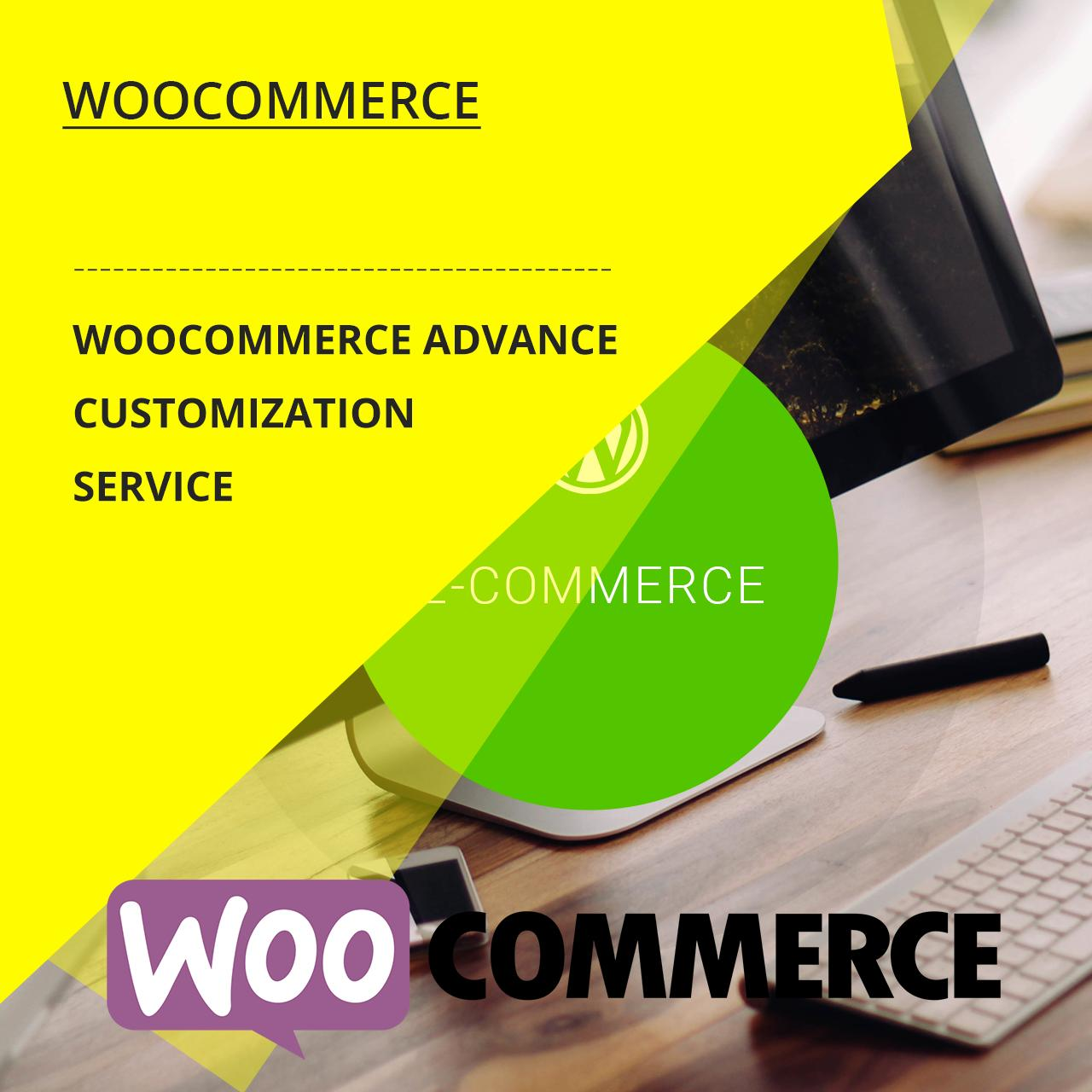 WooCommerce Advance Customization Service by zendcrew - 108322