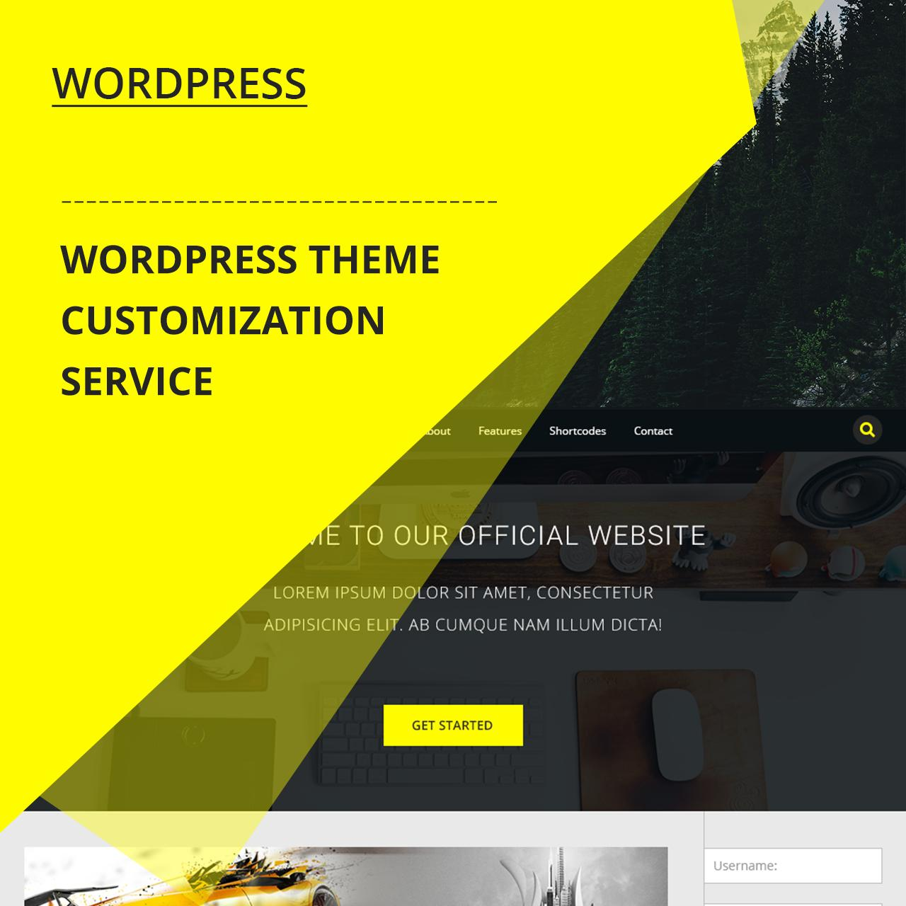 Wordpress Theme Customization by zendcrew - 108873