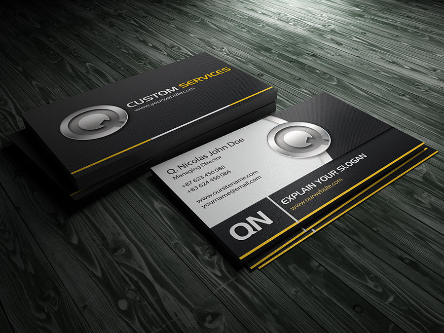 Business Card Design  by riverpixels_studio - 4501