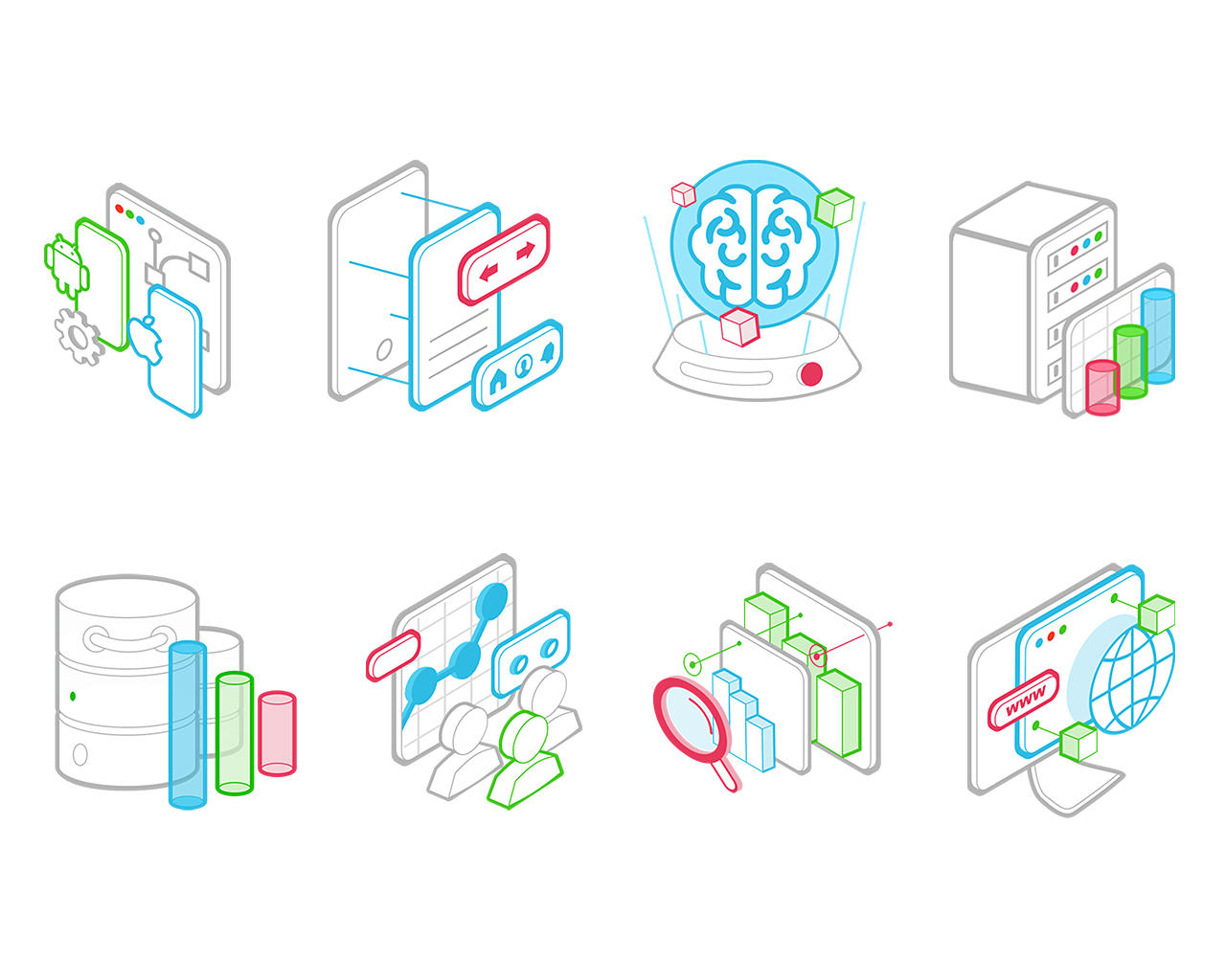 Glyphicon/Material Design Icons by Northwood - 109347