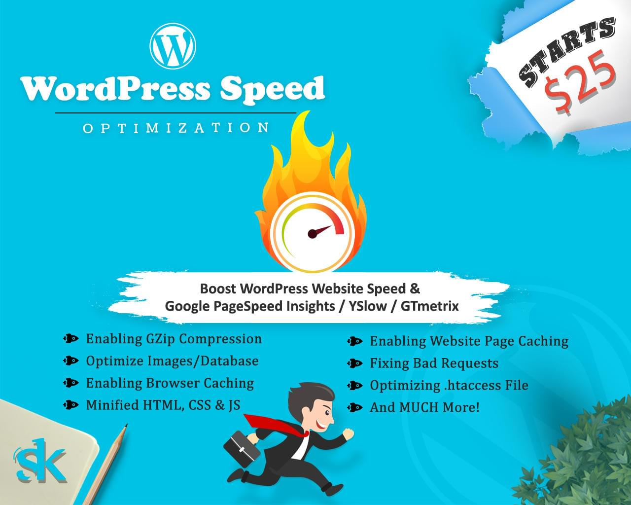 WordPress Speed Optimization by SK-Web-Solutions - 112978