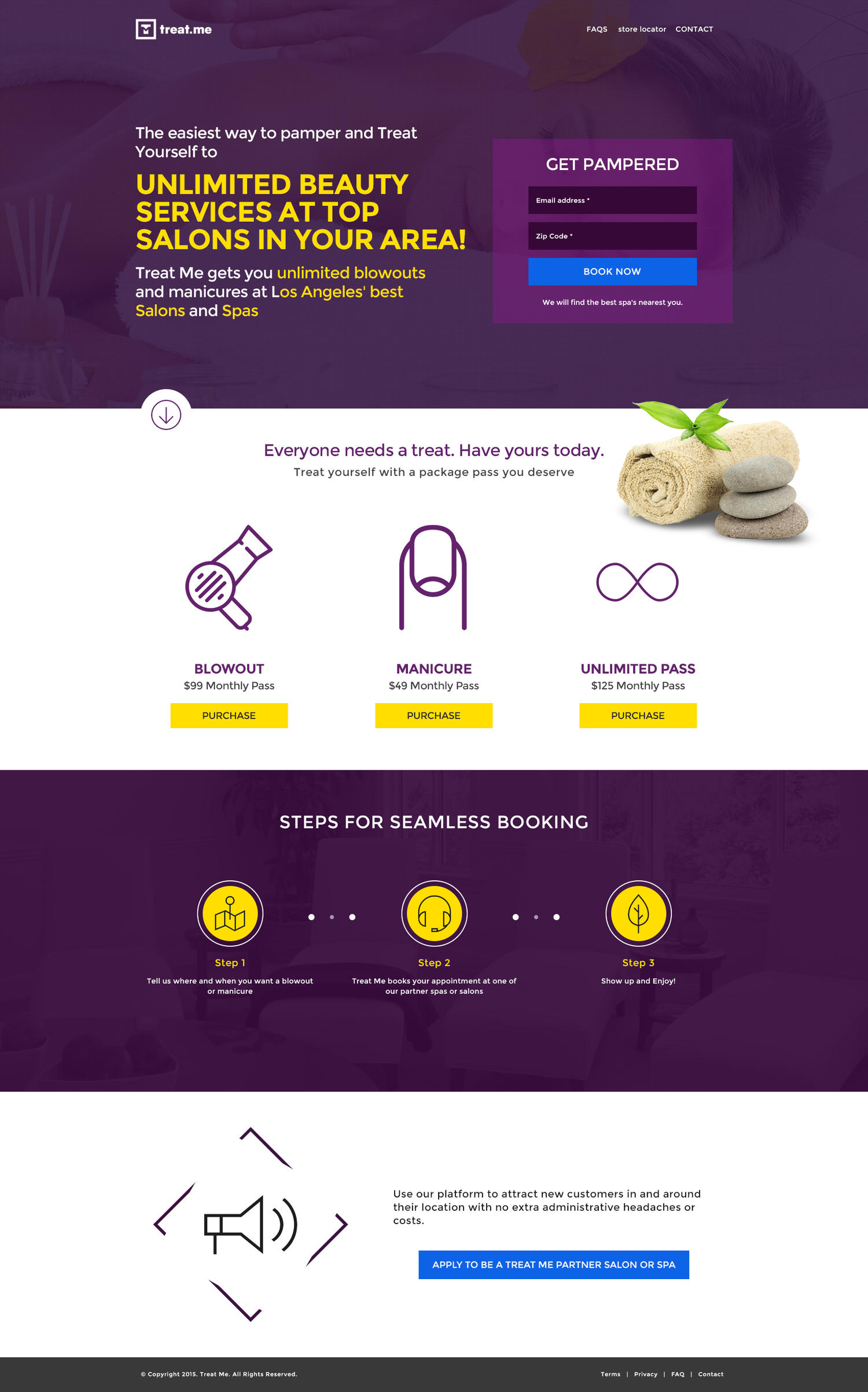 home web design. Responsive Home  Landing Page Web Design High Quality PSD by