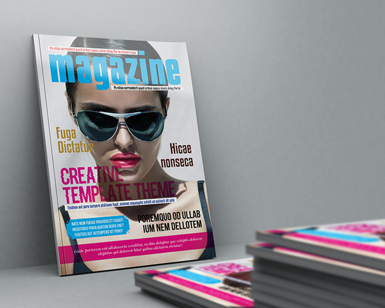 Magazine Cover by aykutkorkut - 90760