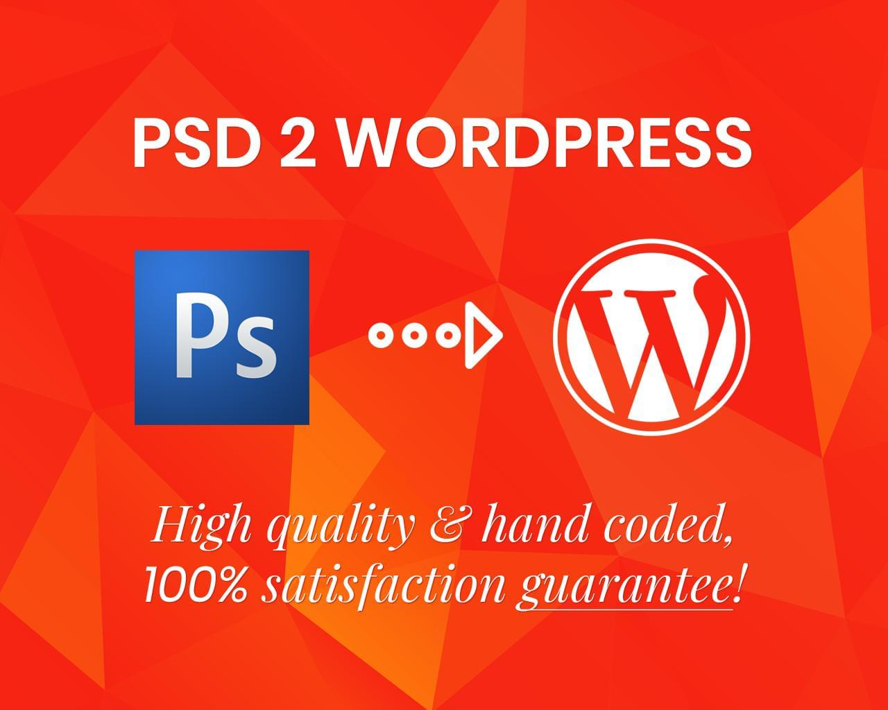 PSD to Responsive WordPress Theme Conversion by uipro - 113316