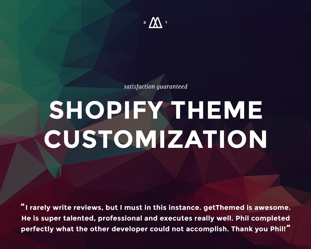 Shopify Theme Customization by getThemed - 83496
