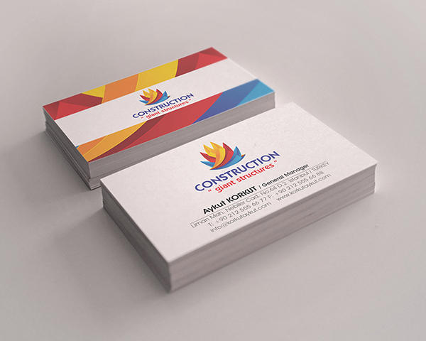 Creative Business Card by aykutkorkut - 43288