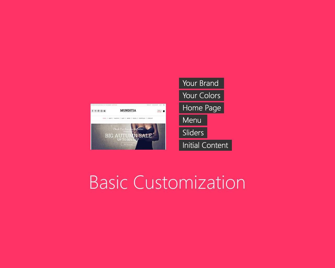 Basic WordPress Theme Customization by sympleweb - 117467