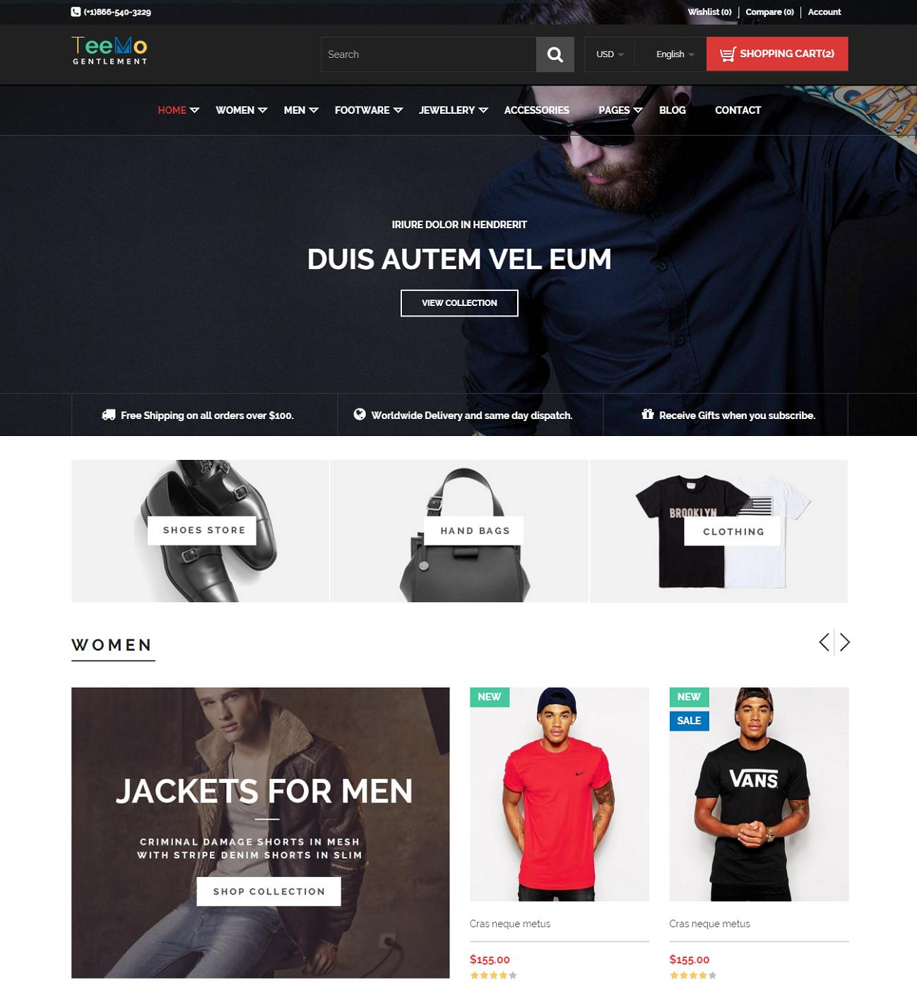 PrestaShop Theme Installation & Demo Setup by HasTech - 97515