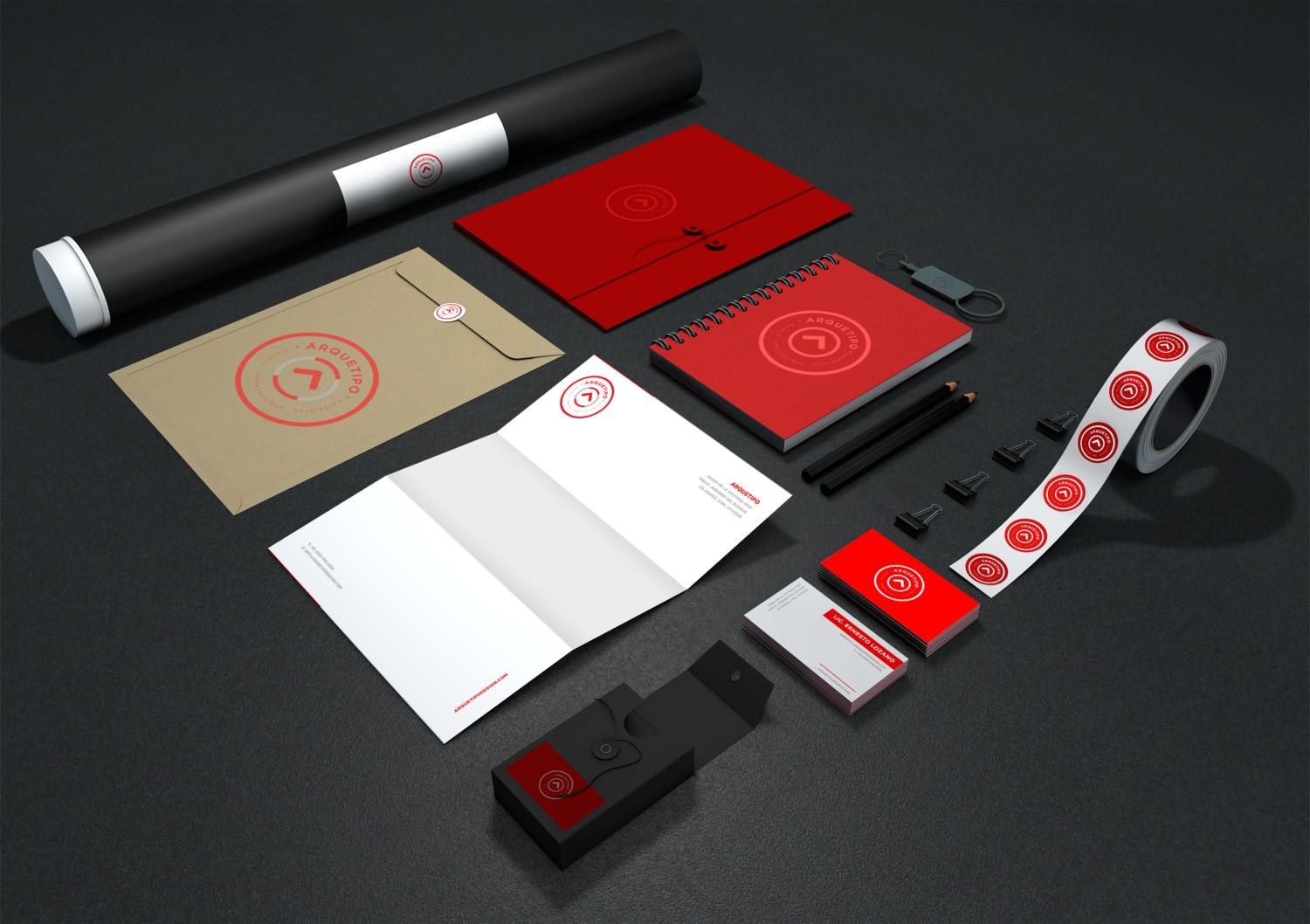 Branding Basic Collateral Kit by alanthedesigner - 62510