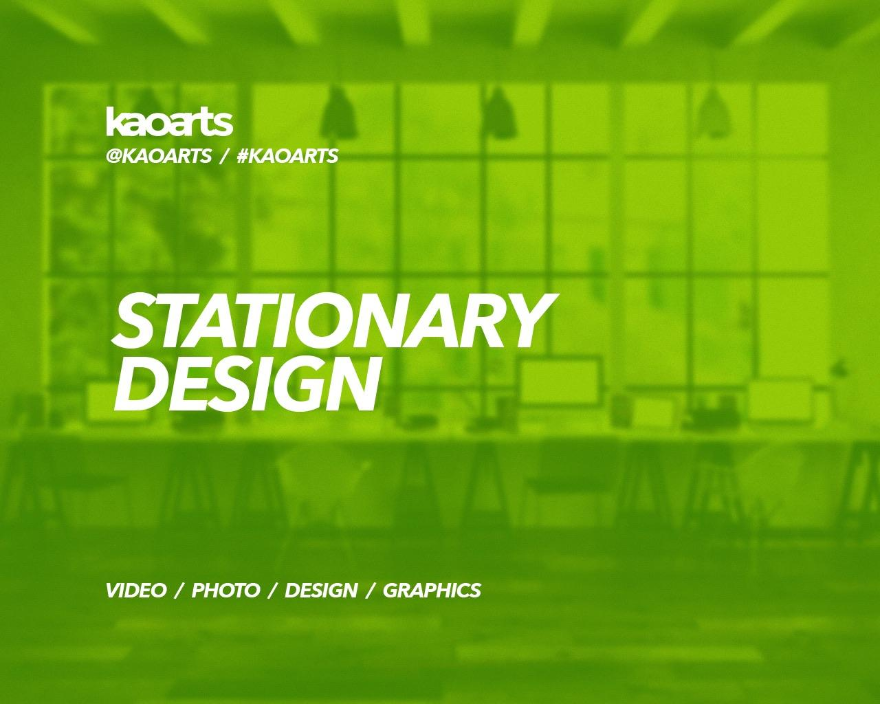 Professional Stationary Design by Kaoarts - 95847