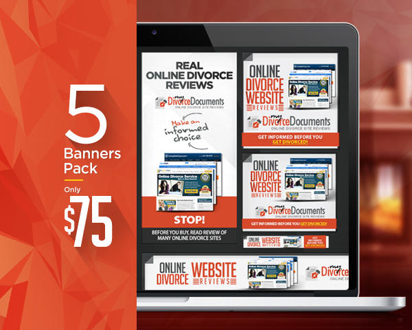 Professional Web Banners - 5 Sizes by doto - 57989