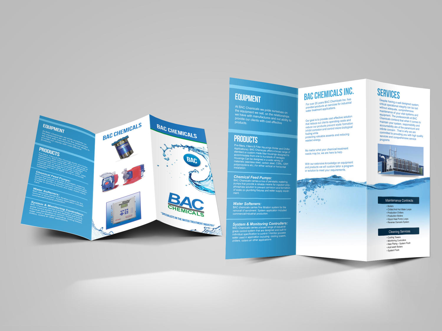 Creative Brochure Design by Graphicsc - 60602
