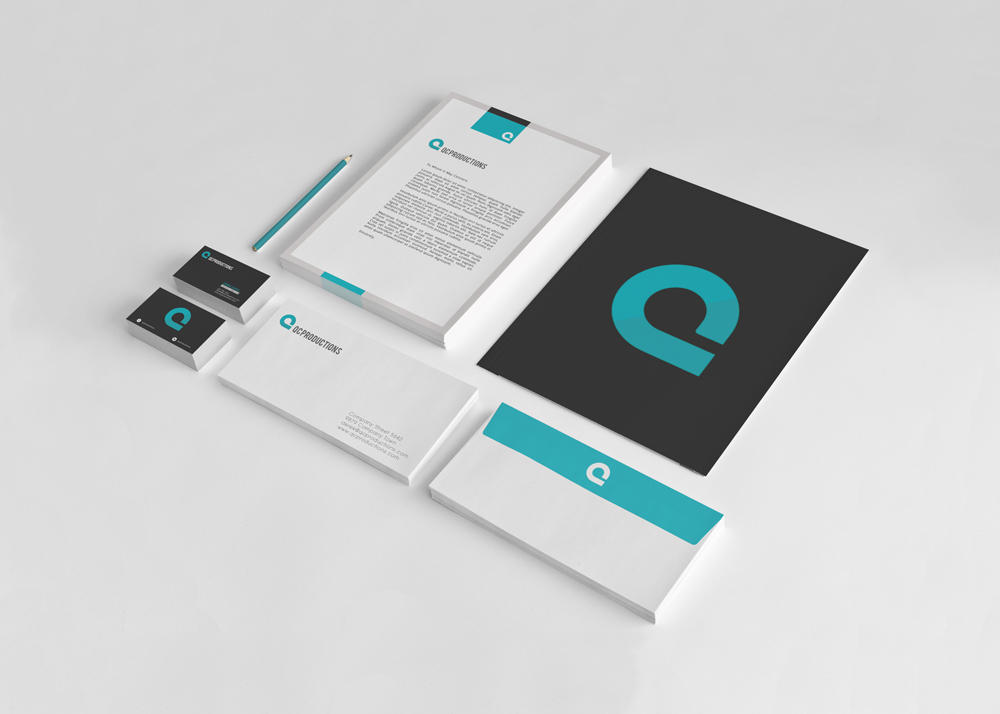 Professional & Modern Corporate Identity Design by syip - 8362