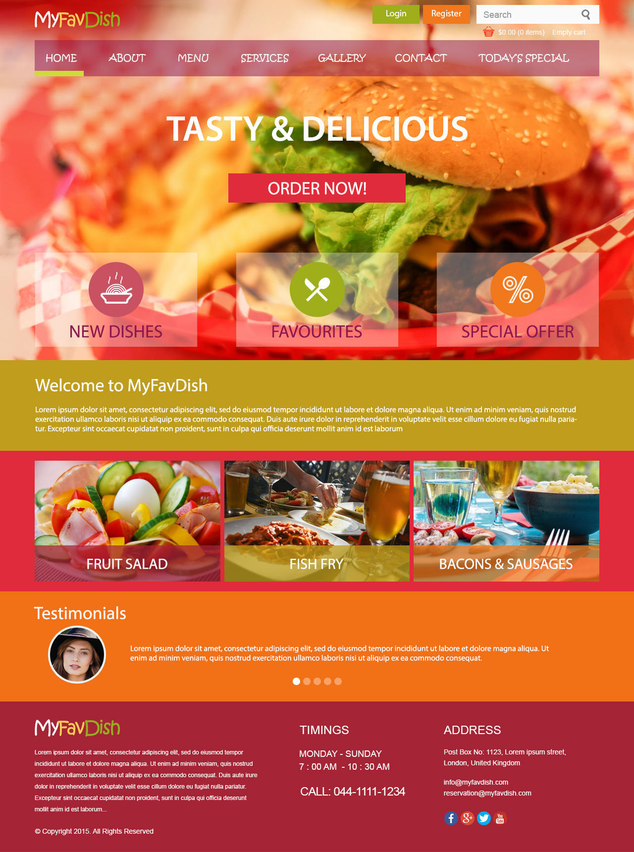 Website and Application Template Design by design_kd - 107259