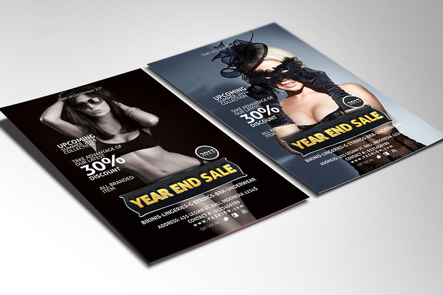 Corporate Flyer Design and Poster Design by giantdesign - 42095