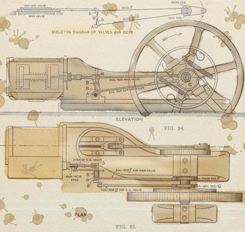 Sharp Style Technical Vector Drawings & Illustrations by miljac64 - 17181