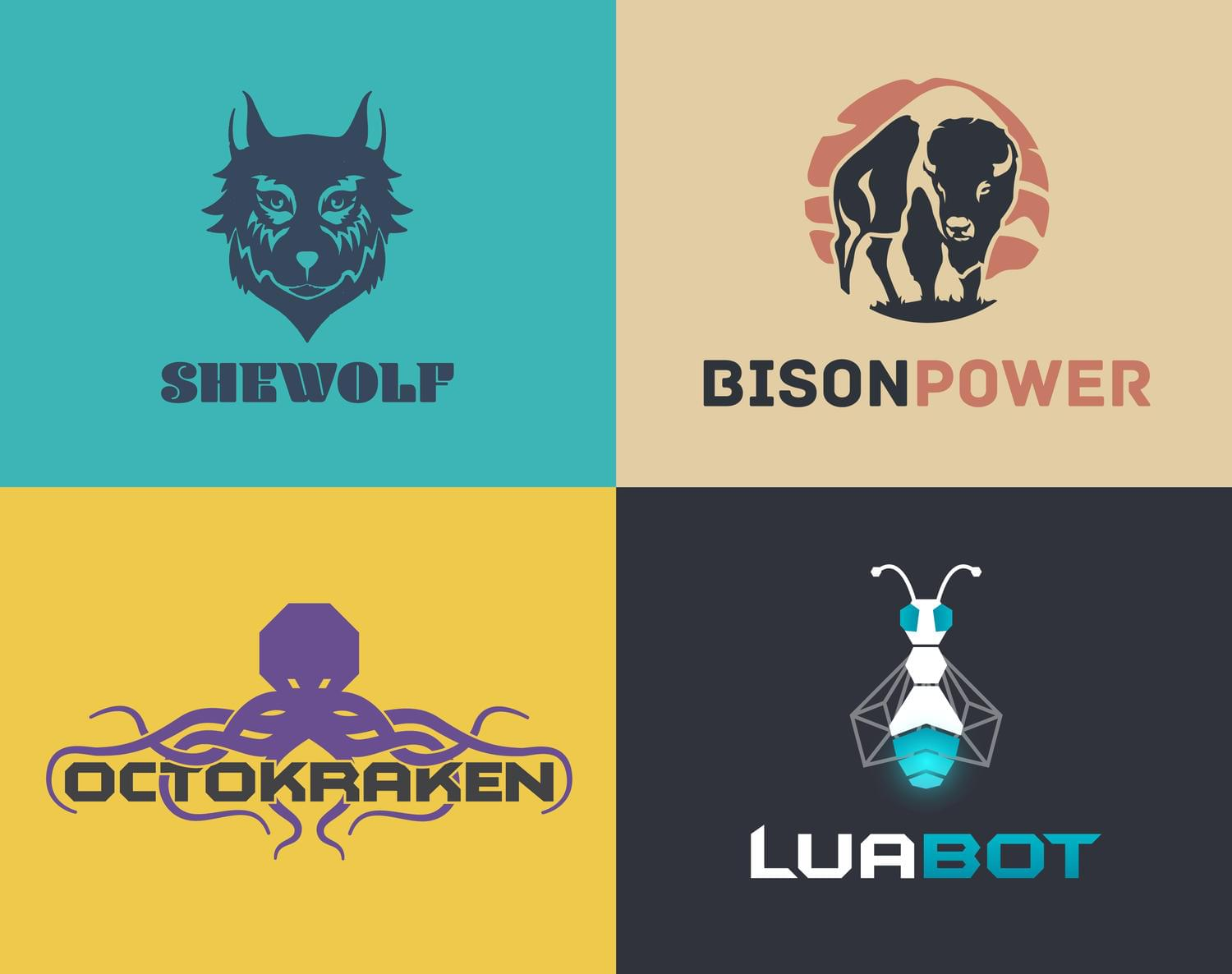 Unique and Illustrative Logo Design by GenesisDesign - 116443