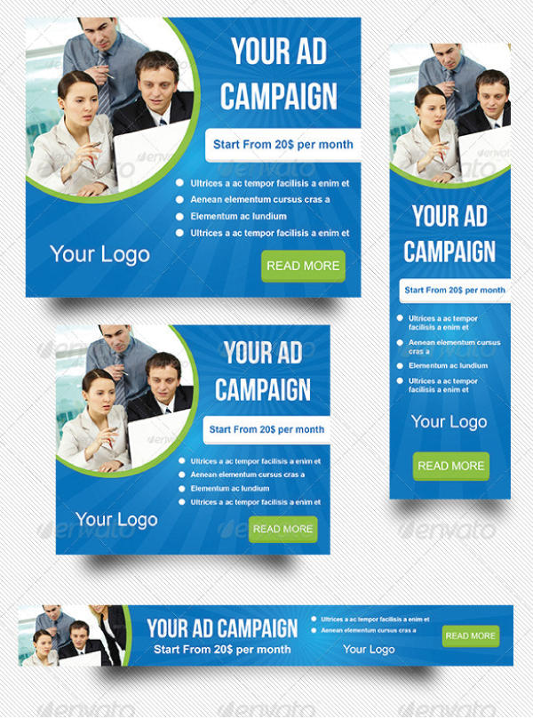 Professional ads design banners by gassh on envato studio for Ad designs