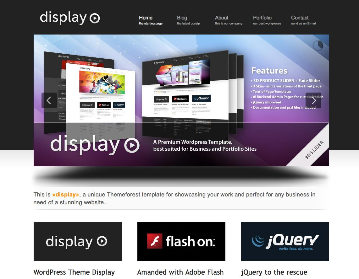 Themeforest Wordpress Theme Installation With Demo Data Included by devberry - 44904