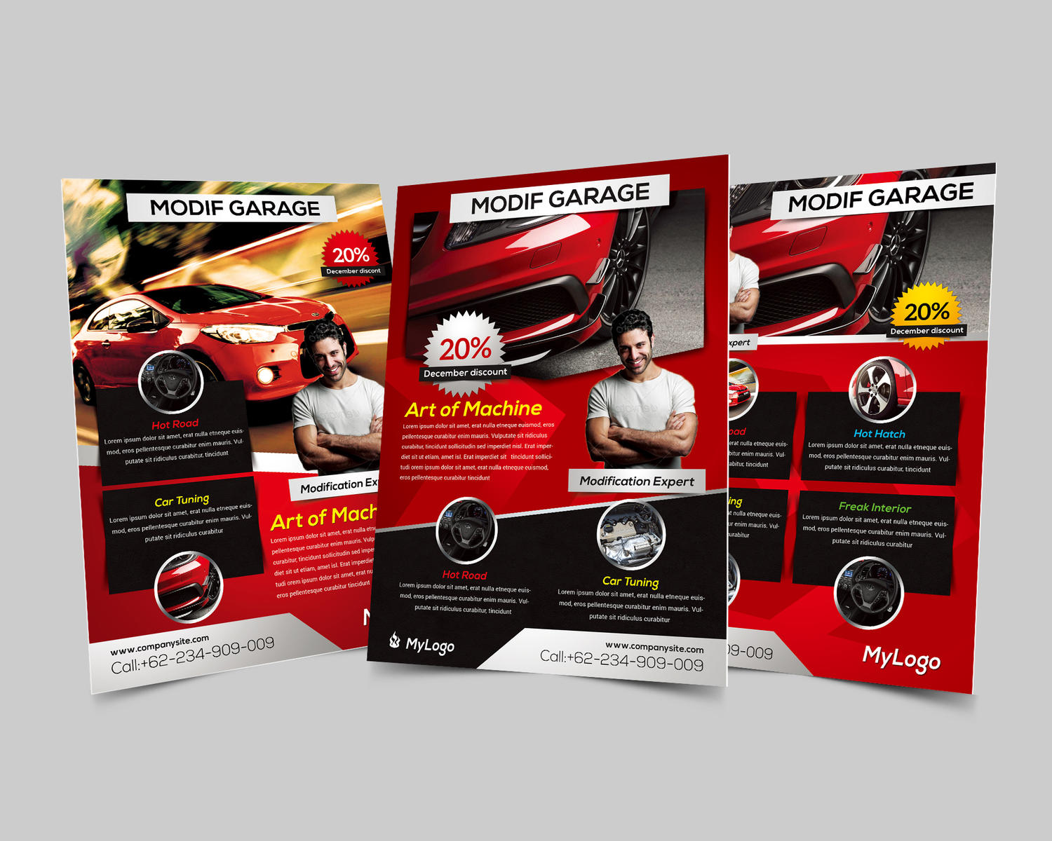 Corporate Flyer Design by graphicstall - 39150
