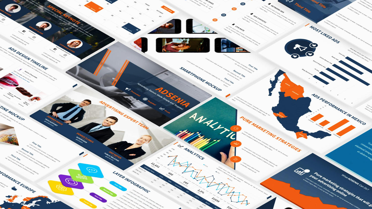 Professional Presentation Template Services by arvaone - 108966