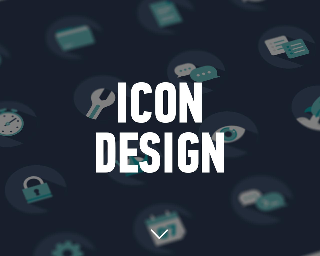 Professional Icon Set Design by sakisnbc - 101481