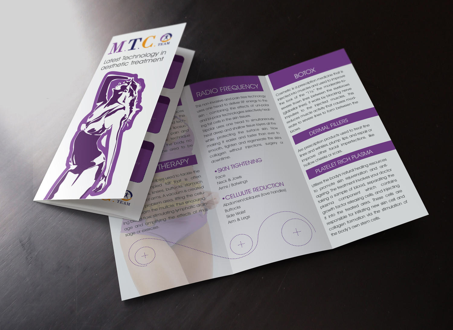 Professional & Custom Brochure Design by bdCREATIVESTUDIO - 27559