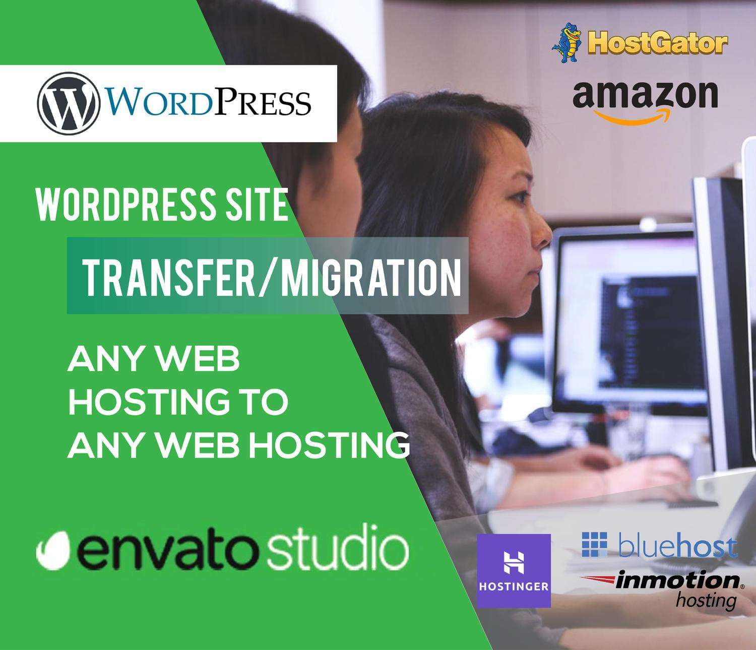 WordPress Migrate/Clone/Transfer by MuhammadHaroon - 116489