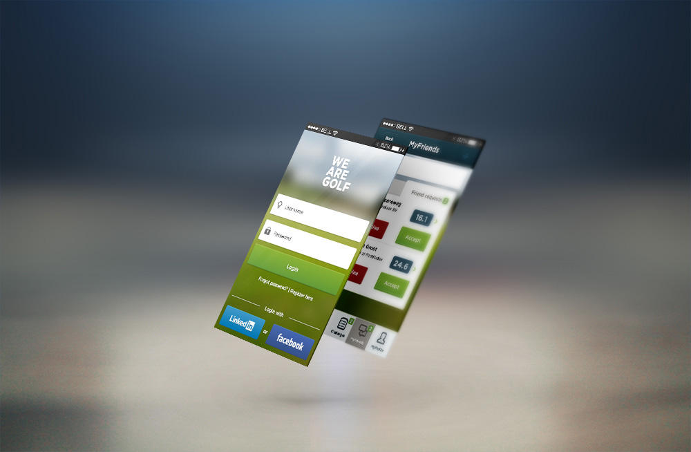 Mobile App UI Designing by BarwalDesigns - 61561