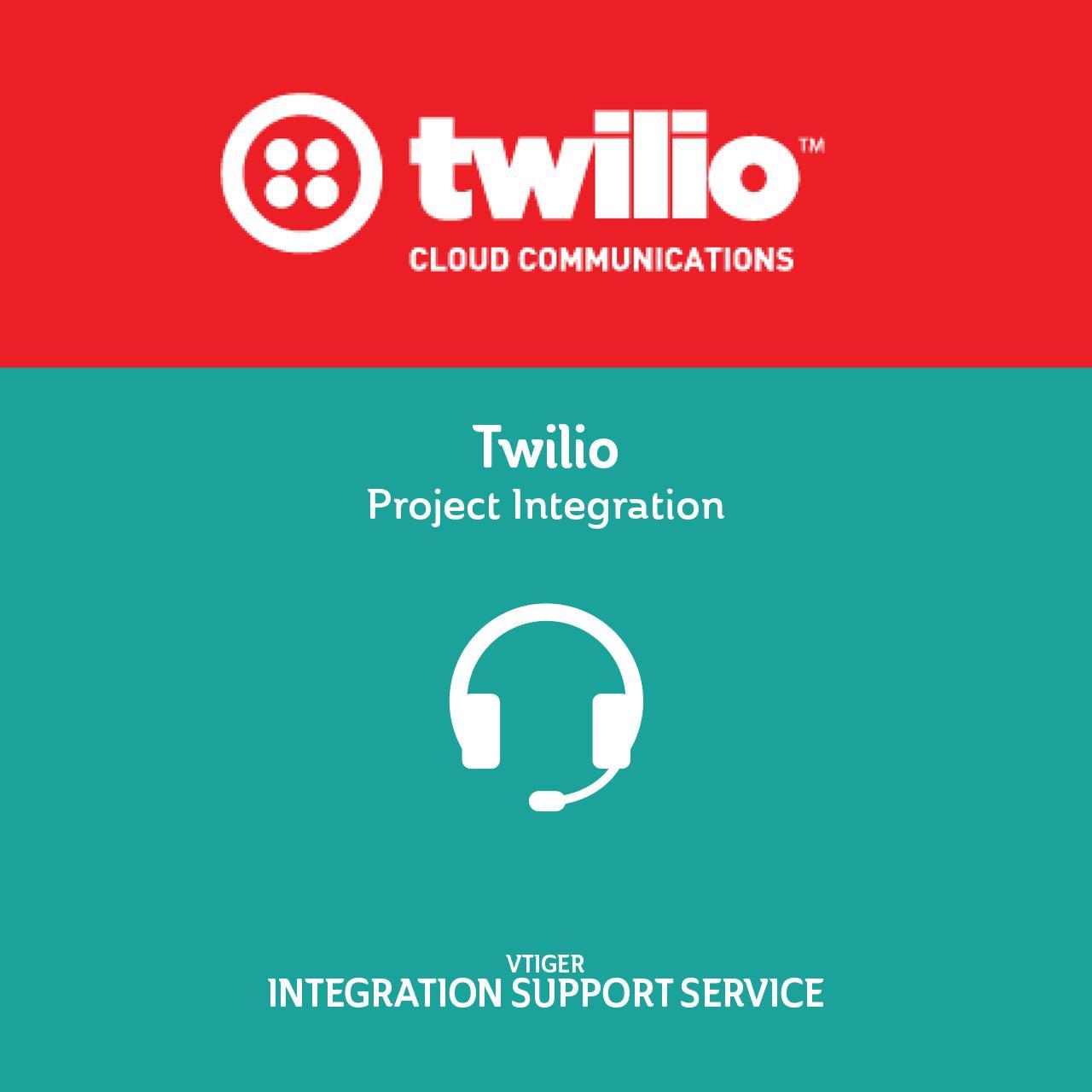Twilio for VtigerCRM by crmeye on Envato Studio