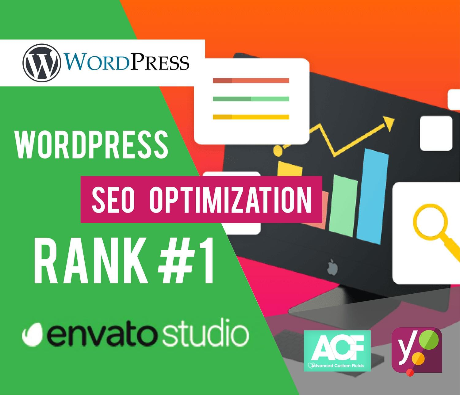 WordPress SEO Optimization with a Smile by MuhammadHaroon - 116494