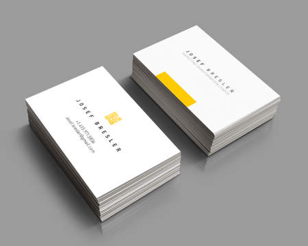 Unique And Modern Business Card Design