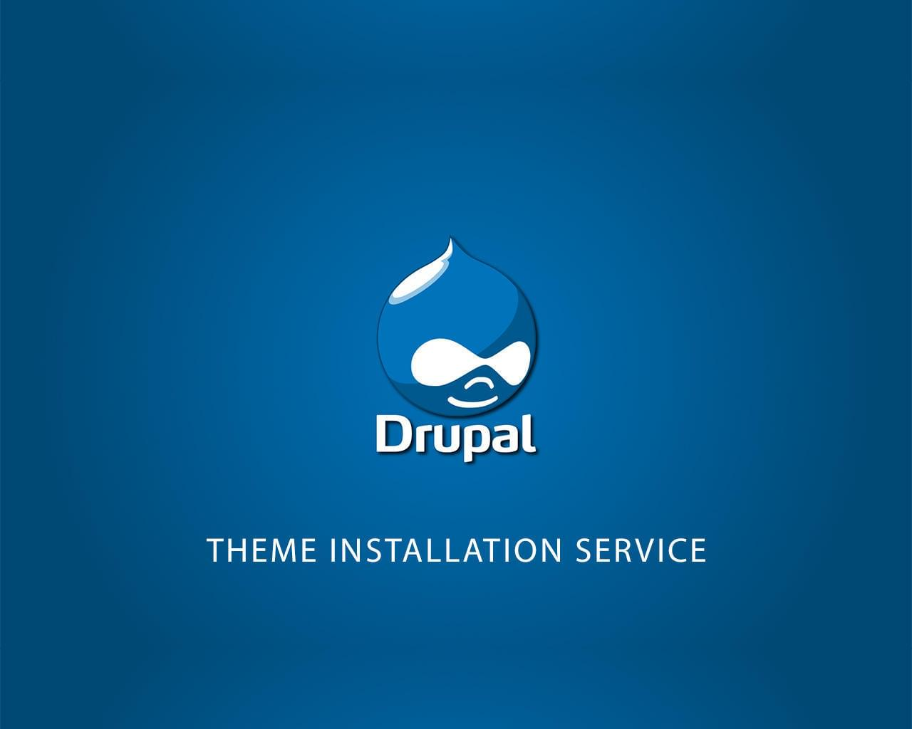 Express Drupal Installation by CoralixThemes - 115487