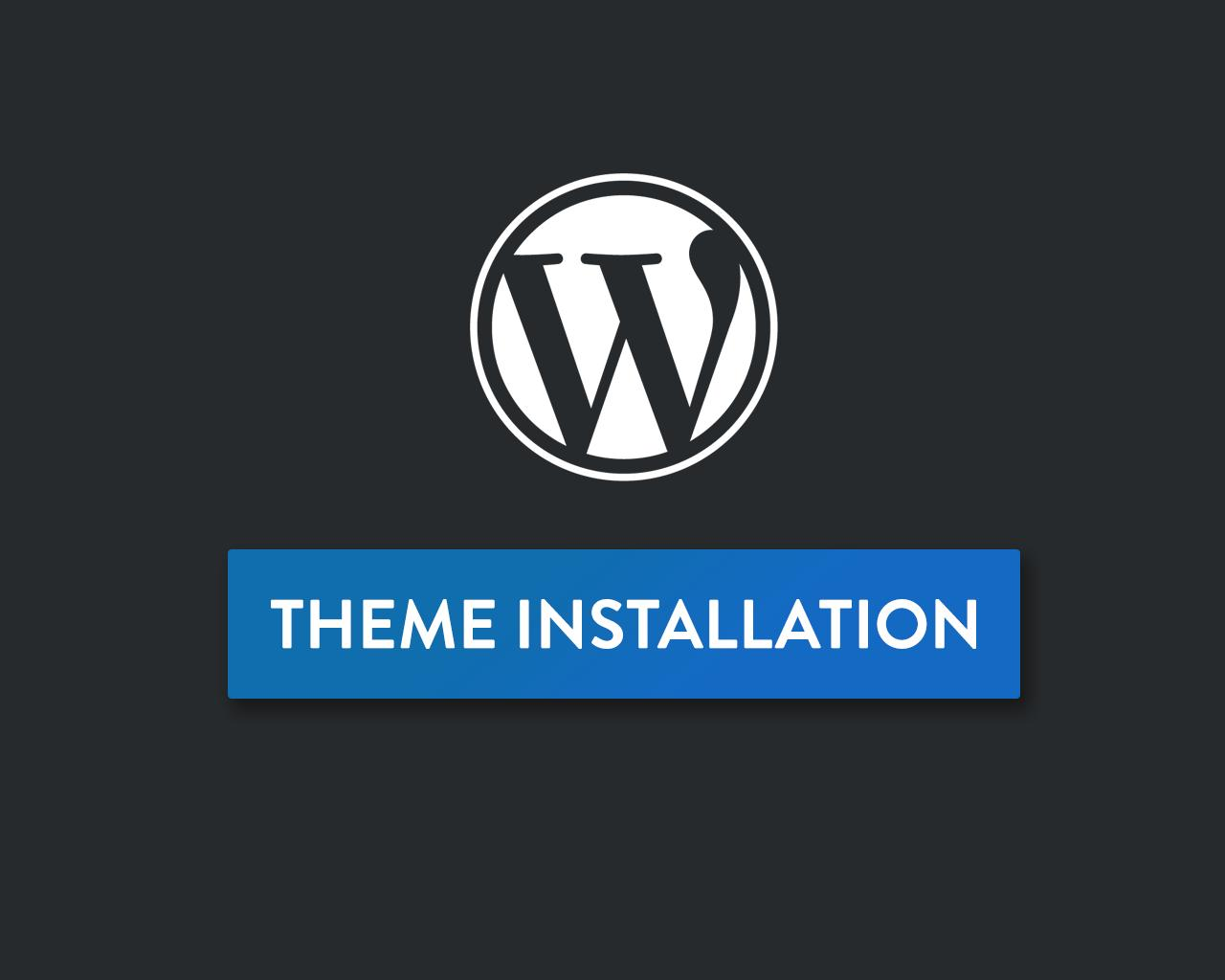 WordPress Full Installation + Theme and Demo by BioXD - 105201