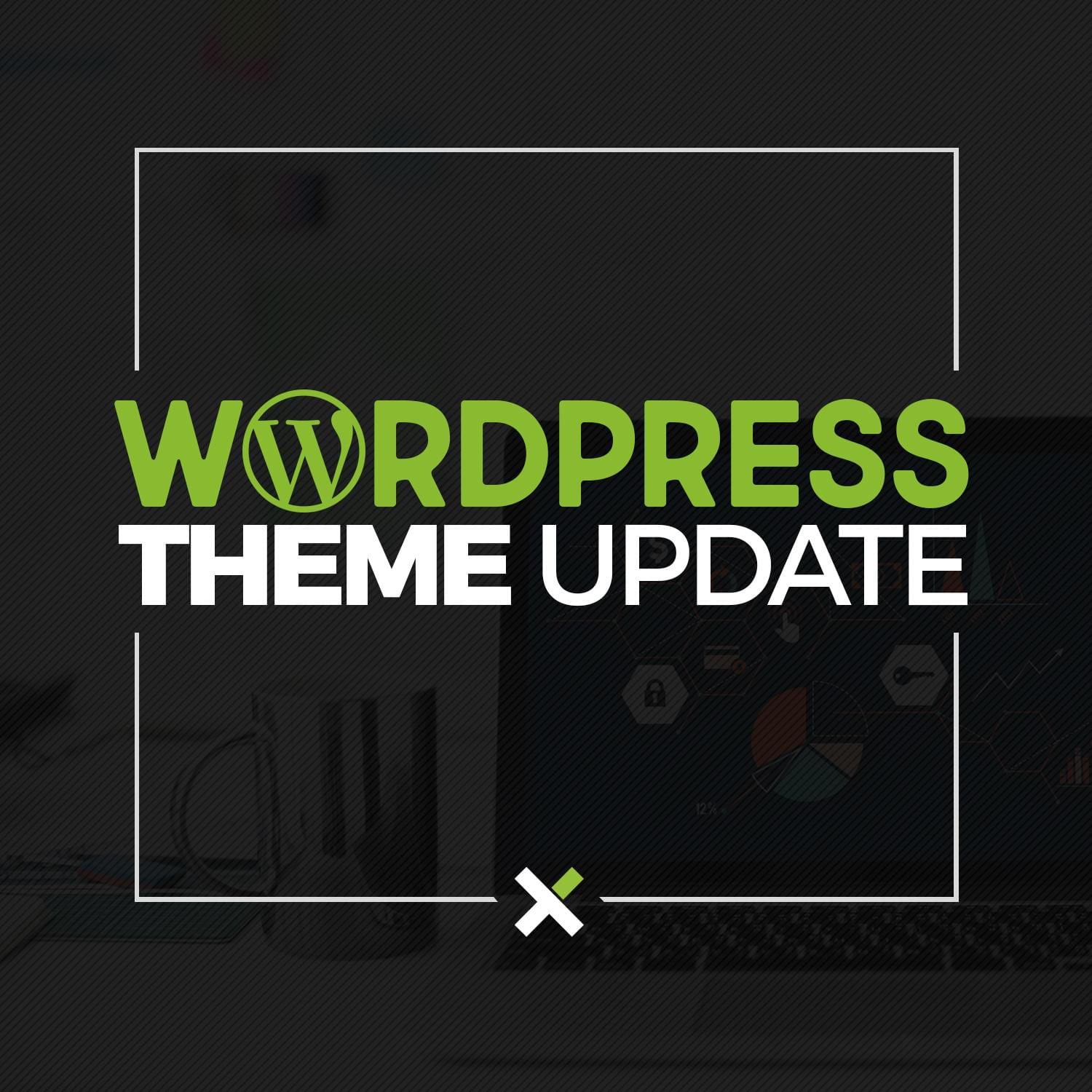 WordPress Theme Update To The Latest Version by touringxx - 114815