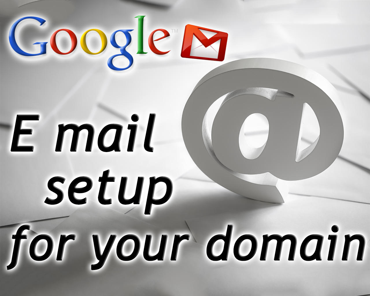 Google apps E Mail Setup for a Domain by Dimitris73 - 102454