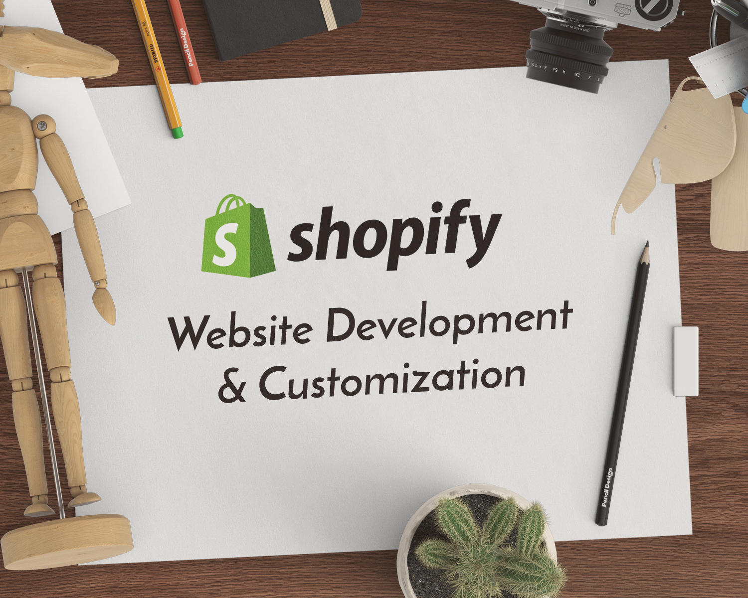 Complete Shopify Website Development / Customization by hasanet - 109752