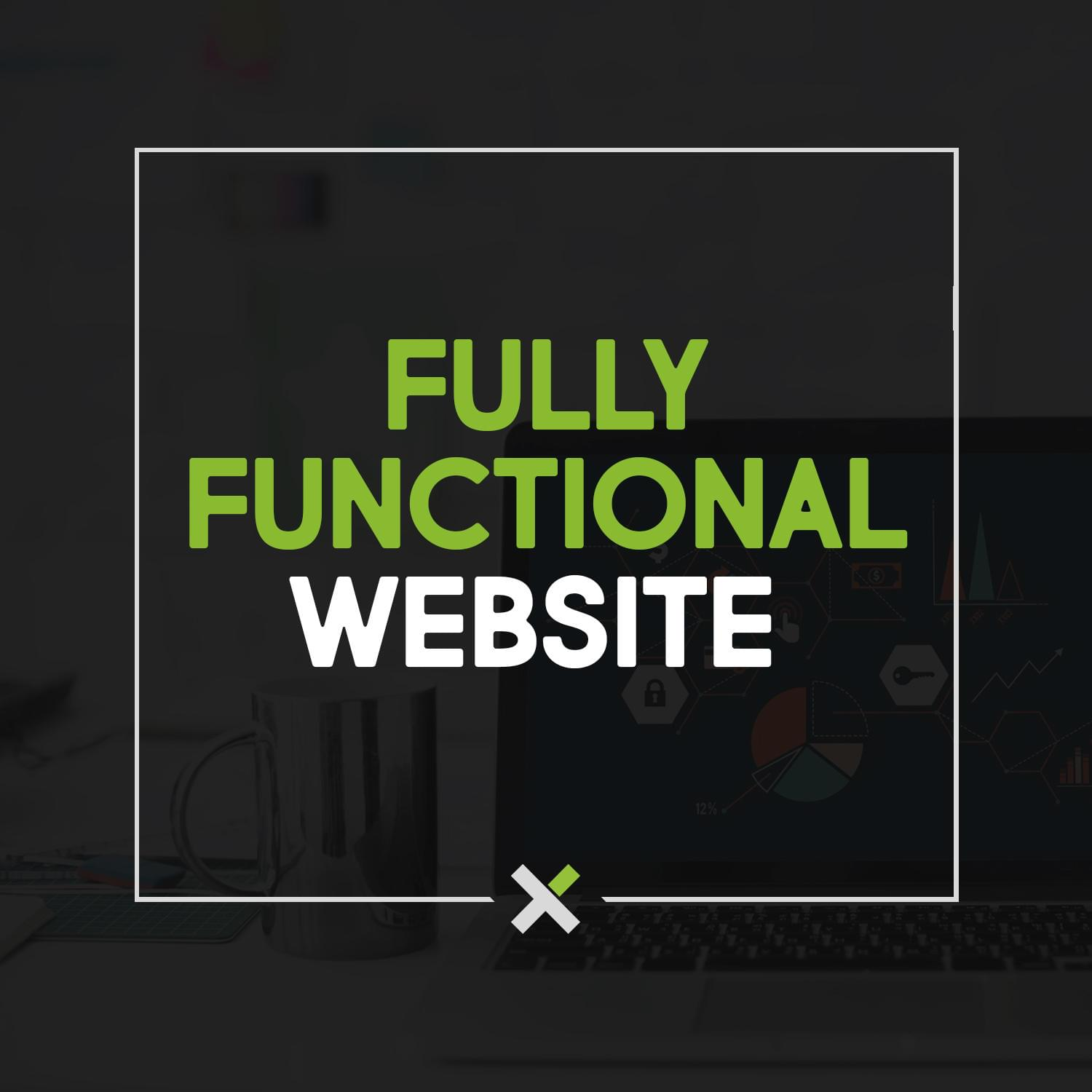 Fully Functional Website In WordPress With Your Content by touringxx - 114842