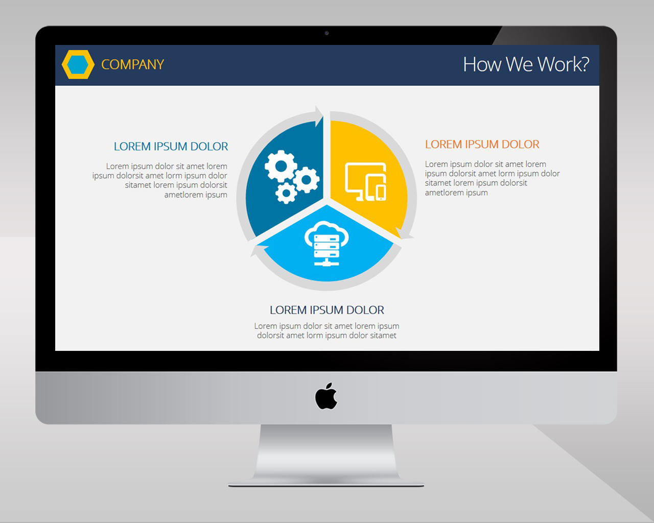 Modern and CREATIVE Power Point presentations by design_kd - 91693