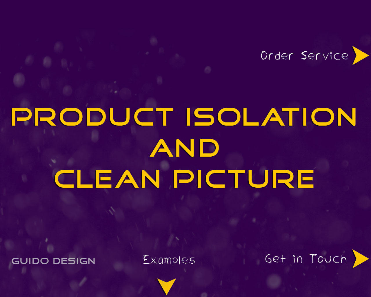 Product Isolation and Clean Picture by GuidoDesign - 66255