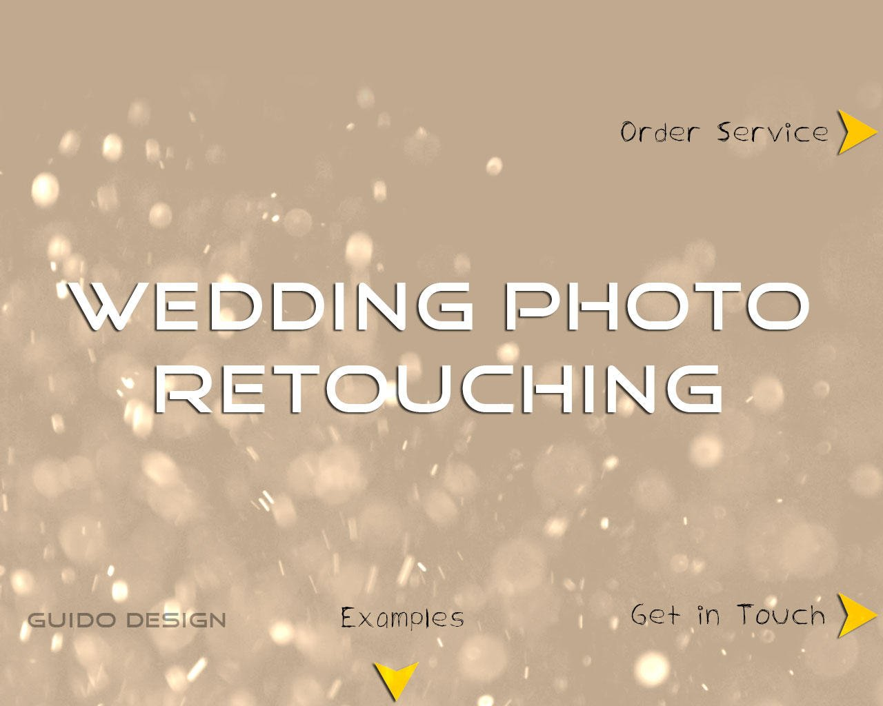 Wedding Photo Retouching by GuidoDesign - 66275