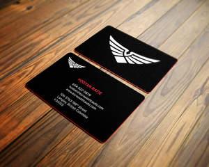 Business card design by cosminbadea on envato studio colourmoves