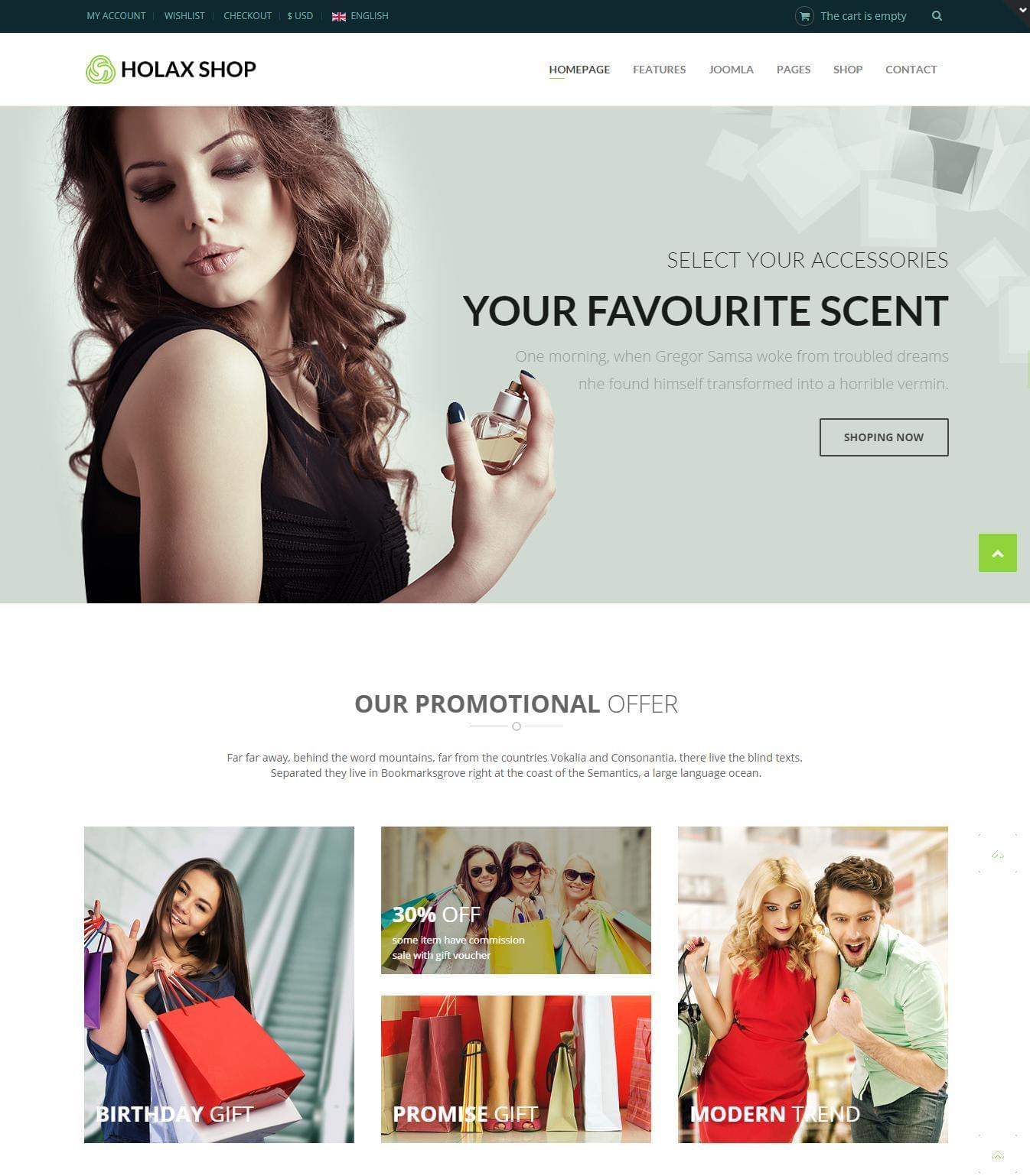 Joomla Template Installation & Demo Setup  by ThemesPlace - 115588