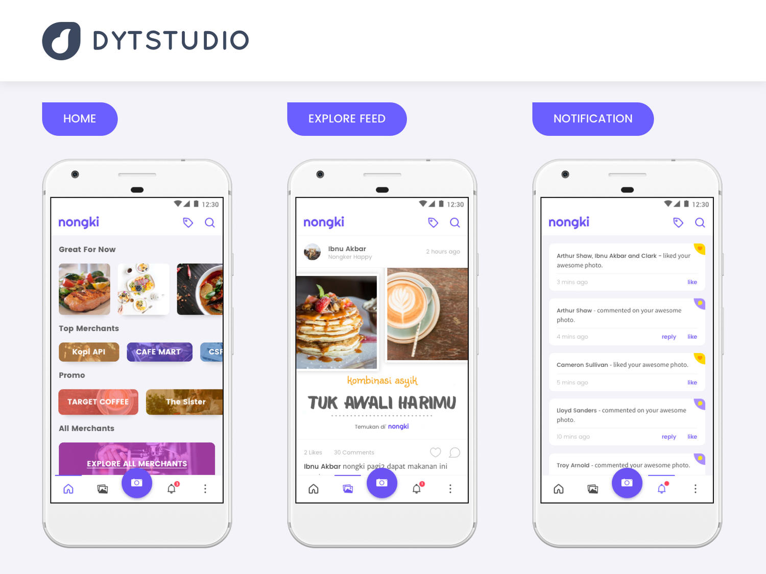 Android UI/UX App Design Or Android XML Layout by dytstudio - 108145