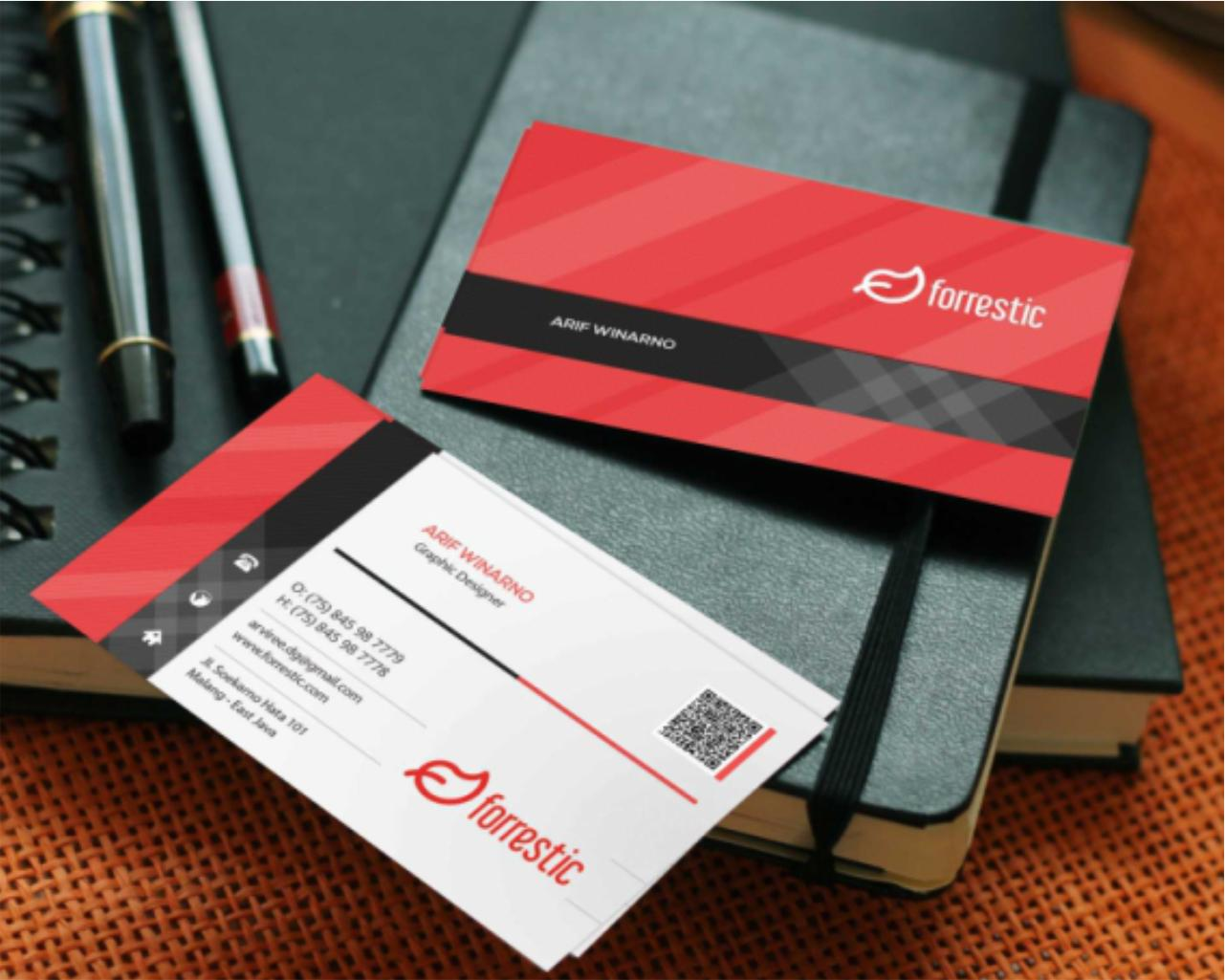 Professional Business Card Design  by arriever - 82948