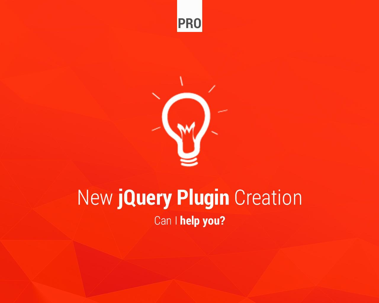 New jQuery Plugin Creation by Lukasz_Czerwinski - 113565