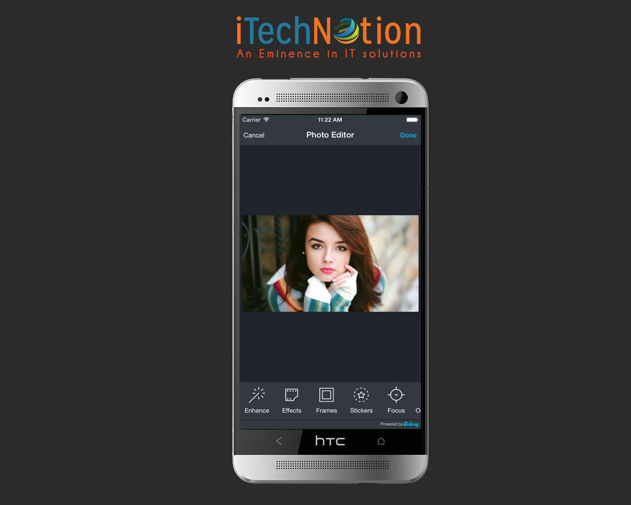 CodeCanyon Android / iOS / Skin Change and customization by itechnotion - 78331