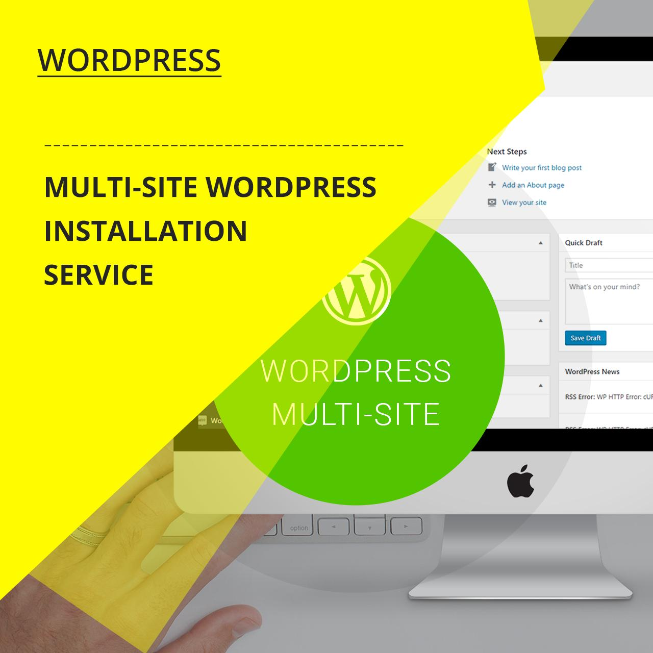 Multi-Site Wordpress Installation Service by zendcrew - 108843