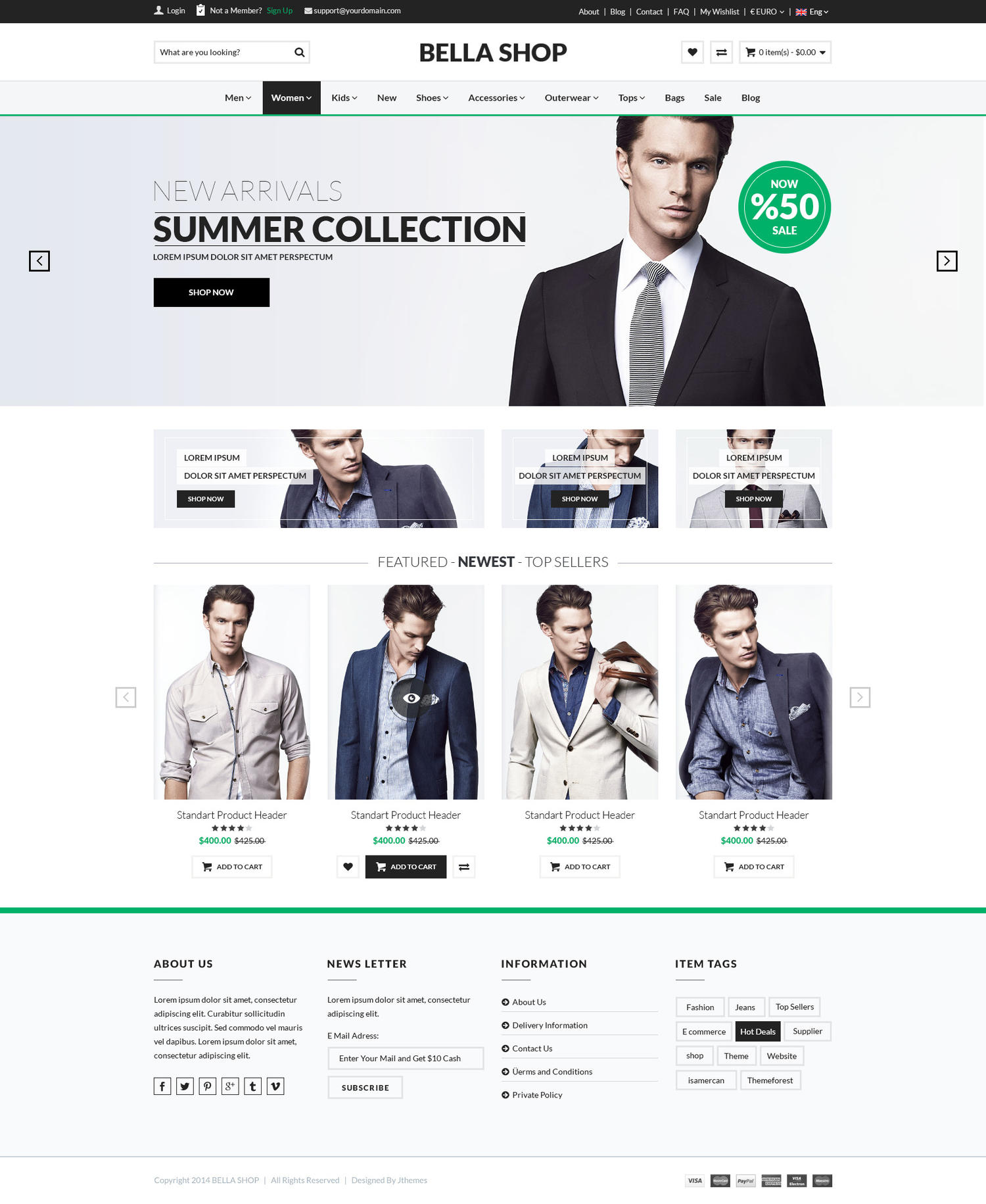Complete Website Development with Themeforest Theme by Greatkhanjoy - 64046