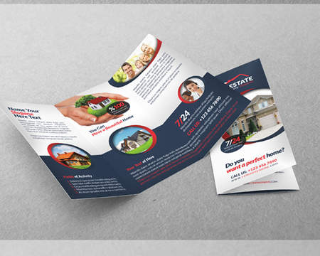Brochure Design Services On Envato Studio